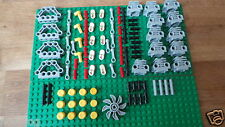 Lego Technic Car Engine Motor Kit Parts v4 v6 v8 v10 v12 Cylinders Pins Fan *NEW