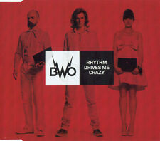 MAXI CD BWO - Bodies Without Organs  Army Of LoversRhythm Drives Me Crazy REMIX