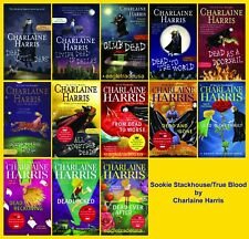 Sookie Stackhouse/True Blood #1-13: Books by Charlaine Harris (Complete Series)