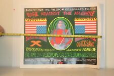 Rage Against The Machine Beastie Boys Concert Poster Friday 29th April 1994 Usa