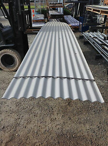 COLORBOND NEW 6000mm Shale Grey Corrugated