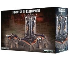 FORTRESS OF REDEMPTION BIG-Box Imperial Terrain Set-Games Workshop Warhammer 40K