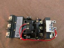 Allan Bradley 509-DOB-A 2 K Motor Starter Relay Size 3, 460-480 VAC puling coil