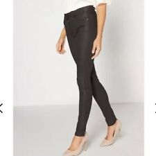 69# LINEA Lexi coated jeans Size 12 RRP£60