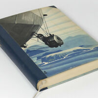 Graf Zeppelin Hindenburg German Blimp Book w/ photos LZ1-LZ130 Airship Dirigible