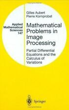 Mathematical Problems in Image Processing: Partial Differential Equations and t