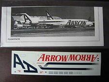 1/144 DECALS ARROW AIR BOEING 727-200   DECALCOMANIE