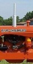 Made To Fit Allis Chalmers Muffler 70229531 Wd Wd 45 D17 W226 Cp2