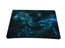 Silent Monsters Gaming und Office Mauspad 24 x 20 cm, Mousepad Design: Dragon