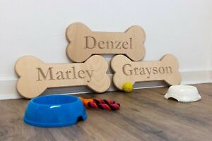 Personalised Dog Plaque - Bespoke to your pet name
