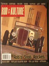 ROD & KULTURE  Summer 2006  #6