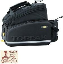TOPEAK MTX BLACK TRUNKBAG DX
