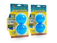 6 X TUMBLE DRYER BALLS CLOTHES LAUNDRY FABRIC SOFTENER CHEAP POST BARGAIN uk