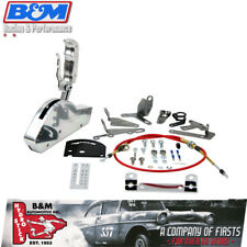 B&M 81050 Magnum Grip Street Bandit 3 & 4 Speed Automatic Shifter T-6 Aluminum