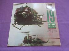 """Paul Hardcastle - 19 (German Version) 12"""" 1985 Chrysalis"""