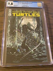 Teenage Mutant Ninja Turtles #110 1:10 Variant TMNT Last Ronin Preview CGC 9.8