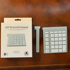 LMP Bluetooth Numeric Keypad Compatible with First Gen Magic keyboard