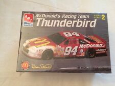 AMT 8402 McDonald's Racing Team Thunderbird 1:25 Plastic CarKit SEALED ShipsFREE