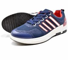 Tanggo Men's Rubber Shoes Casual Sneakers F-7088 (blue) Size 41