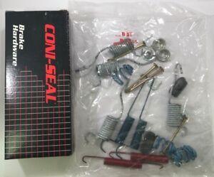 Drum Brake Hardware Kit Rear Coni-Seal BK7265 Fits 84-96 Chrysler Dodge Jeep Ply