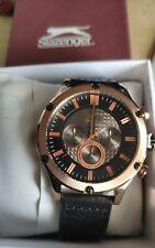 Men's Women's Unisex Brand New Wristwatch Slazenger Watch