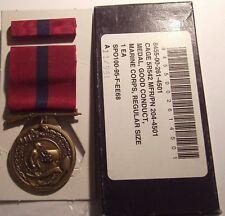 U.S. Marine Corps Good Conduct Military Medal Set in GI Issue Box