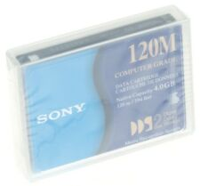 SONY DGD120M DAT TAPE CARTRIDGE DDS-2 4GB / 8GB 120M