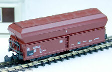 Z Scale Marklin Self Unloading Covered Hopper Car 4 axle by Märklin Z 8685