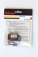 NEW HiTec Jam Check'r RC Radio Control Servo Saver Safe Airplane Control Setup