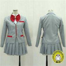 Bleach High School Chicas uniforme Cosplay Costumes