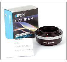 Kipon Adapter CRX Contarex Lens to Sony NEX E Mount NEX-7/6/5 a7 a7r VG10E a7s