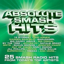 "ABSOLUTE SMASH HITS  Various Artists 2 CD SET ""MINT"""
