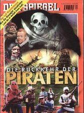 SPIEGEL 34/2001 Die Rückkehr der Piraten