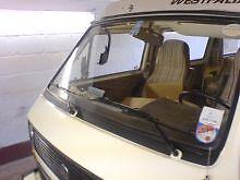 T3 T25 Westfalia Lower Windscreen Decal Sticker (Left Hand Drive Only)