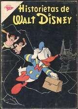 Walt disney Comic Pato Donald # 259 Spanish Mexican Novaro 1963