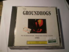 "THE GROUNDHOGS "" no surrender ""   rare CD !!!!!!"