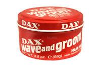 DAX WAVE AND GROOM HAIR DRESS  3.5 OZ.