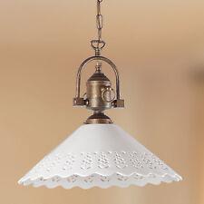 Lampadari da soffitto in ceramica per cucina ebay - Lampadari per cucina rustica ...