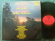 CLAUDIO MONTEVERDI plays SIMON & GARFUNKEL - LP France 1972