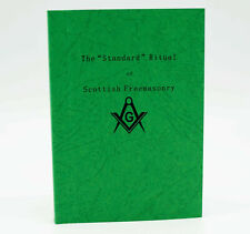 More details for scottish masonic standard ritual for craft and mark ceremony