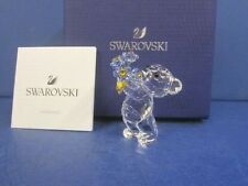 Swarovski Kris Bear Forget me not  5427993