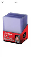 400 ULTRA PRO TOPLOADERS AND 400 SOFT SLEEVES NIP Free Shipping