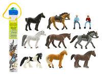 Safari Ltd  Horses and Riders TOOB