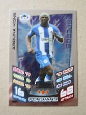Match Attax 2012/13 - Star Signing - Arouna Kone of Wigan Athletic