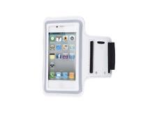 Etui brassard sport Neoprene blanc pour apple iphone 3g 3gs 4 4s Ipod touch 3 4