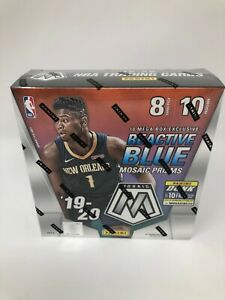 2019-20 Panini Mosaic NBA Basketball cards MEGA Box - Brand NEW - SEALED