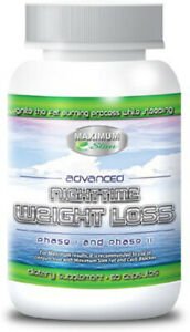 Night Time Weight Loss by Maximum Slim, 60 capsule