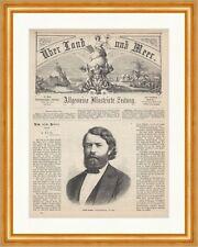 Joseph Joachim K & K violinista dirrigent compositor Burgenland madera clave e 18665