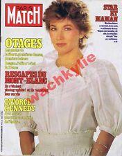 paris Match n°1654 du 06/02/1981 Marlène Jobert Iran Tino Rossi Djeddah Brando