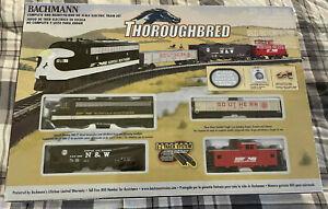 BACHMANN HO Train Set - Thoroughbred